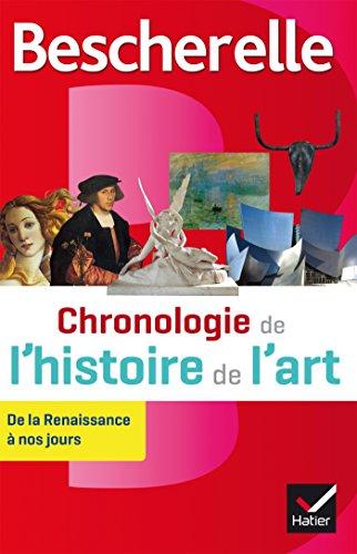 Bescherelle-Chronologie-de-lhistoire-de-lart-de-la-Renaissance–nos-jours-0