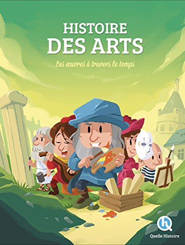 Histoire-des-Arts-Les-oeuvres–travers-le-temps-0